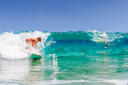 Surf course fuerteventura Advanced